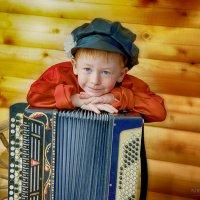 Детская фотосессия в русском образе :: марина алексеева