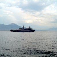 Военный корабль :: Наталья Пономаренко