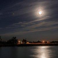 Лунная дорожка. :: Владимир Фисенко
