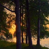 Закат на Балтике :: Минихан Сафин