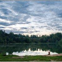 озеро :: Оксана Богачева