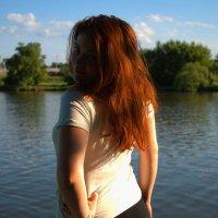 Рыжие локоны.... :: Наталья Бутырская