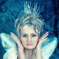 Снежная королева :: Юлия Кожухарь