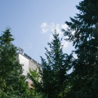 AMAKS Парк-отель :: Denis Simkin