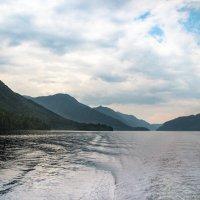 Телецкое озеро :: Евгения Каравашкина