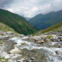 Над водопадом :: Sage Ekchard