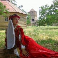 Средневековье :: Алла Перькова