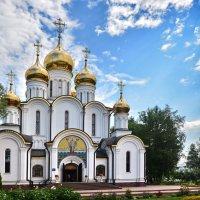 Никольский женский монастырь :: Сергей Сёмин