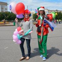 Празднование дня Великого Новгорода 3 :: Константин Жирнов