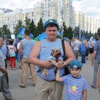 наши люди в ВДВ 2 :: Владимир Безгрешнов