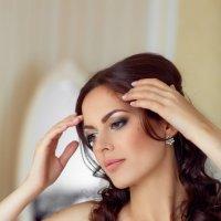 Идеальная невеста :: Марина Чурганова