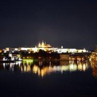Вечер на Влтаве :: Ольга