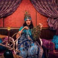 восточные сказки-3 :: Татьяна Исаева-Каштанова