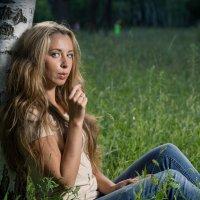 Пленэр на Кумысной поляне г. Саратов :: Антон Голованов