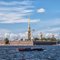 Петропавловская крепость :: Михаил Вандич