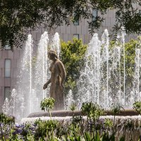 фонтаны Барселоны :: seseg Seseg