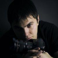 мужской портрет :: Константин Гусев