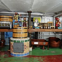 Пивоварня Kuchlbauer  одна из старейших в Германии :: Galina Dzubina