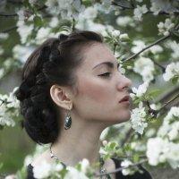 Ах этот запах цветов.. :: Анастасия Соколова