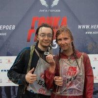 а вот и награда :: Сергей Бакарев
