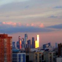 Москва Сити :: Алексей Матяс