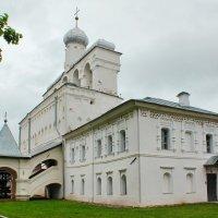 Новгородская звонница Софийского собора :: Наталья Маркелова