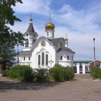 Храм :: Татьяна Черняева