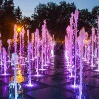 Поющий фонтан :: Екатерина Краева