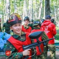 Лагерь :: Екатерина Краева