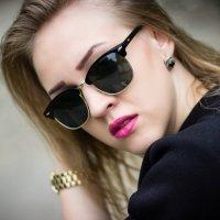 Стильная Алина :: KATYA DAVLETOVA