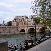 Прогулки по Парижу :: Елена Даньшина