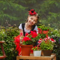 Современная красная шапочка) :: Оксана Оноприенко