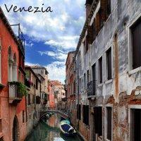 Венеция-водные артерии :: Роман Годовалов