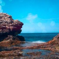 Успокоенное море :: Виктор Зенин