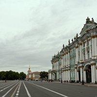 Дворцовая площадь. Санкт-Петербург. :: Николай Тренин
