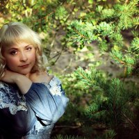 Наташенька :: Ольга Нежикова