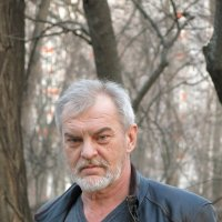 Автопортрет старика в бороде :: Леонид
