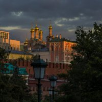Вечерний Кремль :: Анатолий Корнейчук