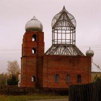 строительство храма :: Александр Прокудин