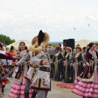 Открытие этнодеревни в г.Уфе :: Наталья