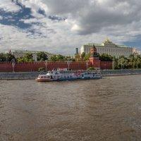 Кремль. :: Михаил Галынский