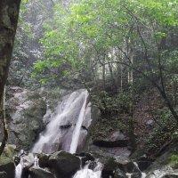 Десятиметровый водопад под названием Кипунгит (Kipungit) :: Елена Павлова (Смолова)