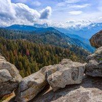 Серые камни, пёстрые горы.. :: Slava Sh