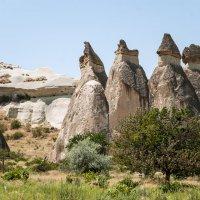 ПАШАБАГ - долина монахов Каппадокии :: Андрей ЕВСЕЕВ