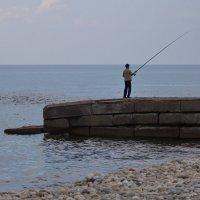 Рыбак :: Ольга Логинова
