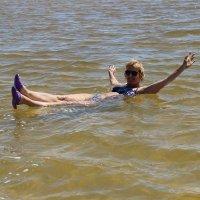 В озере Баскунчак. :: ast62