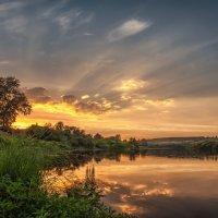 Июльские закаты :: Владимир Чуприков