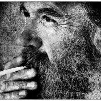 Портрет с сигаретой :: Алексадр Мякшин