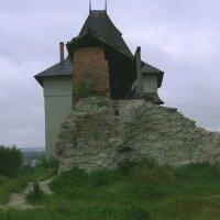 Старостинский  замок  в  Галиче :: Андрей  Васильевич Коляскин