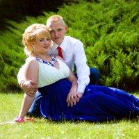 Катюша и Володя :: Марта Новик
